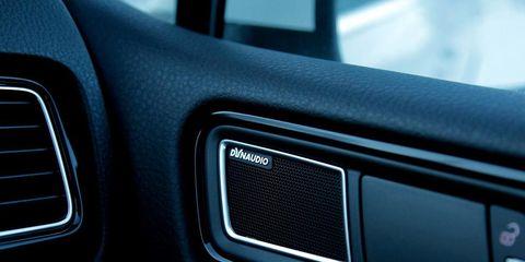 Blue, Automotive exterior, Electric blue, Close-up, Grille,