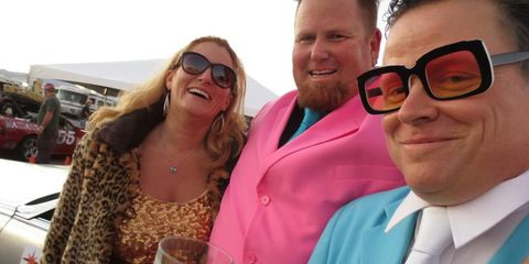 Eyewear, Vision care, Smile, Mouth, Glasses, People, Fun, Beer glass, Happy, Sunglasses,