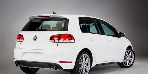 2013 vw gti drivers edition for sale