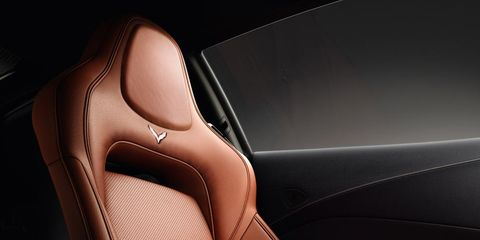 Automotive design, Brown, Vehicle door, Car seat, Tan, Luxury vehicle, Leather, Concept car, Material property, Car seat cover,