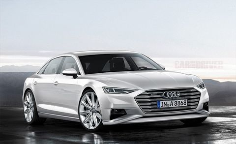 2018 Audi A8 25 Cars Worth Waiting For 8211 Feature 8211 Car