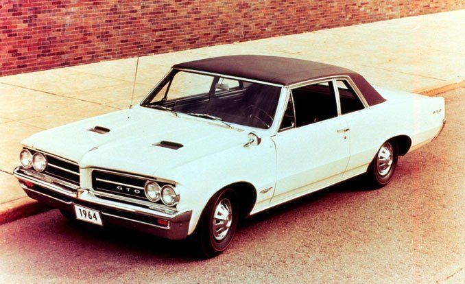 1964 Pontiac Tempest GTO Steals a Name and Helps Us Make a Name for Ourselves
