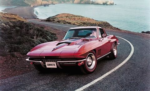 Corvette Chronology 1960s - Feature - Car and Driver