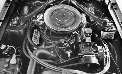 1967 Ford Mustang GT Automatic –