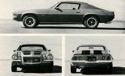 1970 Chevrolet Camaro Z/28 Road Test –