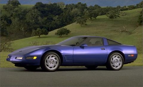 Nineties Collectibles: Mazda RX-7, Chevrolet Corvette ZR-1