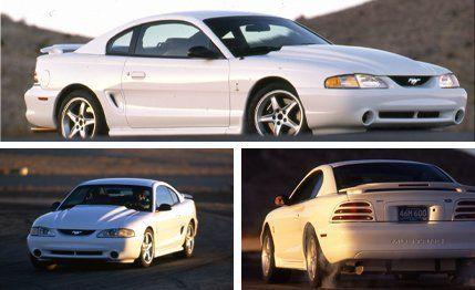 1995 Ford Mustang SVT Cobra R –