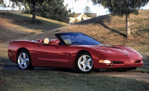 Chevrolet Corvette Inline Photo S Original