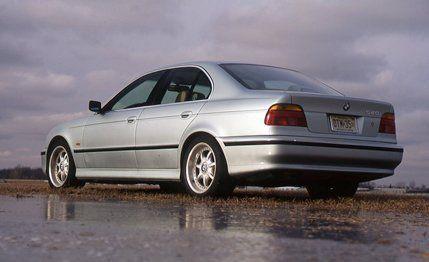 1998 BMW 540i Long-Term Road Test