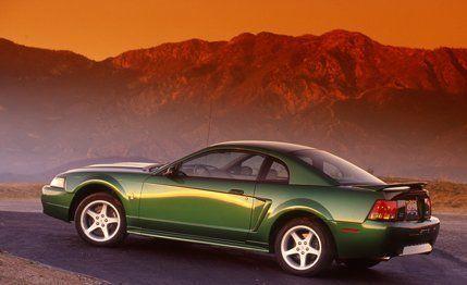 1999 Ford Mustang SVT Cobra Tested –