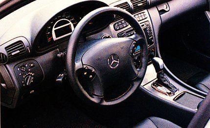2002 Mercedes-Benz C32 AMG and SLK32 AMG –