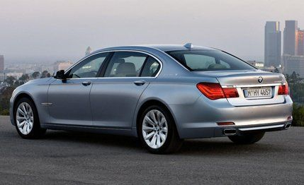 2011 Bmw Activehybrid 750li 8211 Instrumented Test 8211 Car