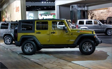 2010 Jeep Wrangler Islander Wrangler Mountain And