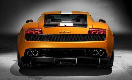 2010 Lamborghini Gallardo Lp550 2 Valentino Balboni 8211
