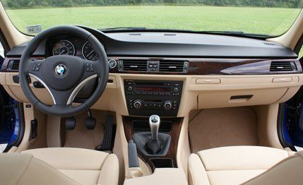 BMW 3-series Review: 2011 BMW 335i Sedan Test –