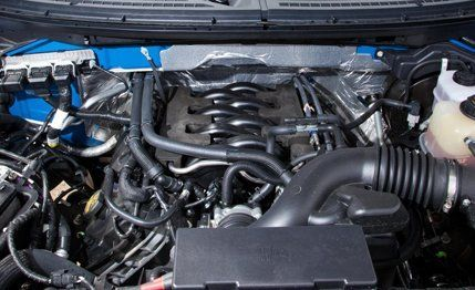 2011 Ford F-150 XLT SuperCrew 4x4 5.0 V8 – Review ...  F Engine Diagram on f150 5.0 belt routing, f150 5.0 wiring, v8 engine diagram, firing order diagram,