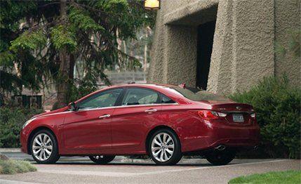 2011 Hyundai Sonata SE 2 0T –