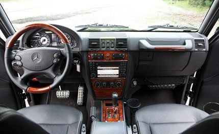 2011 mercedes g wagon amg