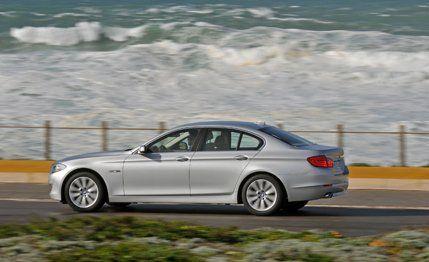 2012 BMW 528i First Drive –