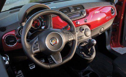 2012 Fiat 500 Abarth vs  Mini John Cooper Works