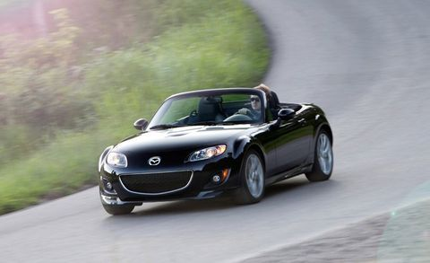 2006 mazda mx 5 maintenance schedule