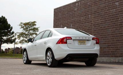 2012 Volvo S60 T6 AWD Long-Term Test –