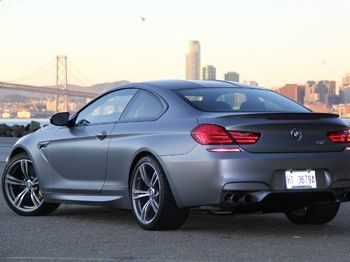 BMW M6 0 60 >> Bmw M6 Review Pricing And Specs