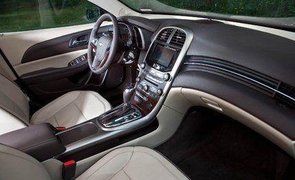 2013 Chevrolet Malibu Eco Drive –