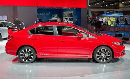 2013 Honda Civic Photos And Info 8211 News 8211 Car And Driver