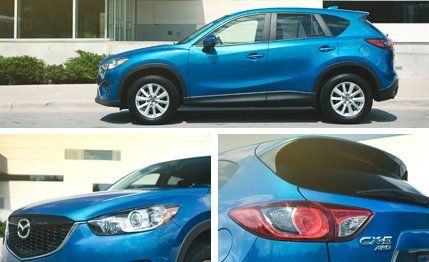 2013 Mazda CX-5 Touring AWD Long-Term Test –
