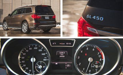 2013 Mercedes-Benz GL450 Long-Term Test Wrap-Up –