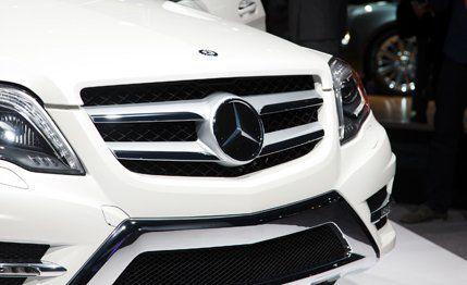 2013 Mercedes-Benz GLK350 / GLK250 BlueTec –