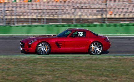 2013 Mercedes Benz Sls Amg Gt First Drive 8211 Review 8211 Car