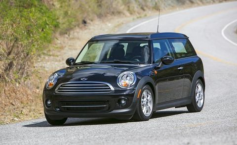 2016 Mini Cooper S Clubman Rendered Detailed 8211 News 8211