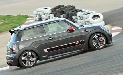 2013 Mini John Cooper Works Gp First Drive 8211 Review 8211