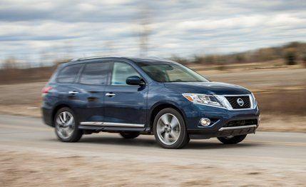 2013 Nissan Pathfinder AWD Long-Term Test –