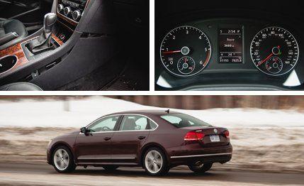 2013 Volkswagen Passat TDI Diesel Long-Term Test –