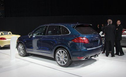2013 Porsche Cayenne Diesel Photos And Info 8211 News