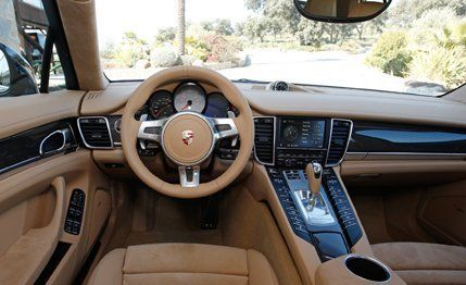 2013 Porsche Panamera Gts Instrumented Test 8211 Review 8211 Car And Driver