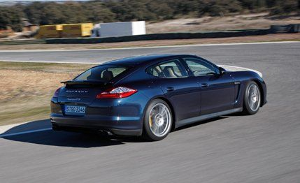 97fa3673cc 2013 Porsche Panamera GTS Instrumented Test – Review – ...