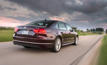 2013 Volkswagen Passat TDI Diesel Long-Term Test –