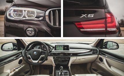 2014 BMW X5 xDrive50i Test –