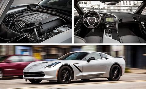 2014 Chevrolet Corvette Stingray Z51 Manual –
