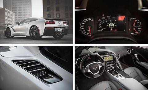 2014 Chevrolet Corvette Stingray Z51 Manual –