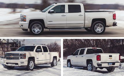 2014 Chevrolet Silverado 6 2L V-8 4x4 Test –