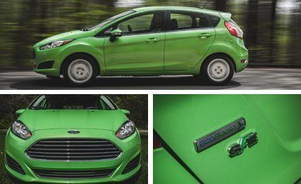2014 Ford Fiesta 1 0l Ecoboost Test 8211 Review 8211 Car And