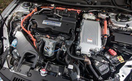 View Photos Image Honda S First Accord Hybrid