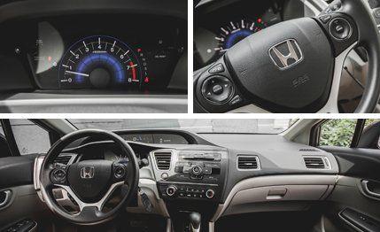 Honda Civic Hf >> 2014 Honda Civic Hf Test 8211 Review 8211 Car And Driver