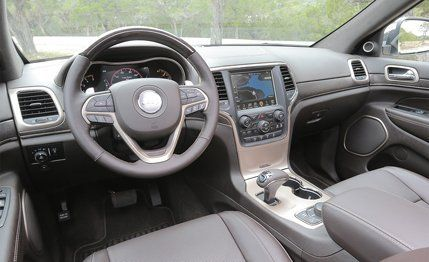 Grand Cherokee Ecodiesel >> 2014 Jeep Grand Cherokee Ecodiesel V 6 First Drive 8211