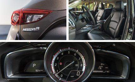 2014 Mazda 3 s Hatchback 2 5L Automatic Test –